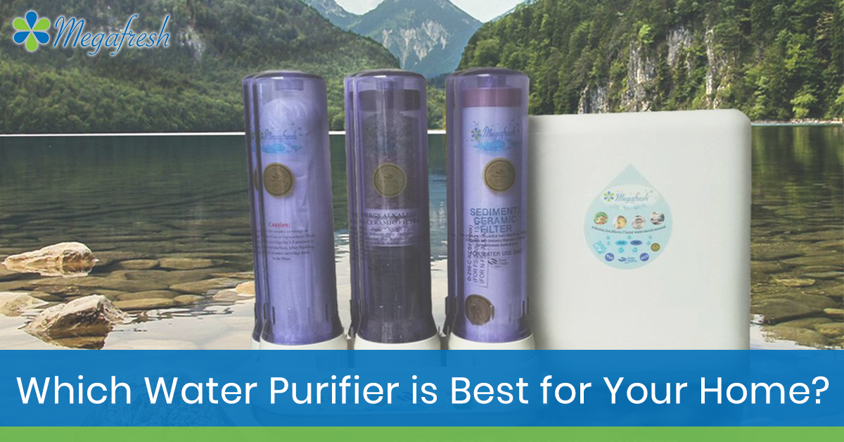 which water purifier for your home