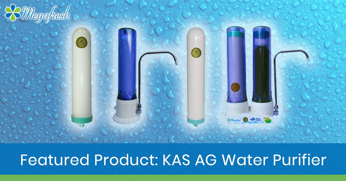 kas ag water purifier