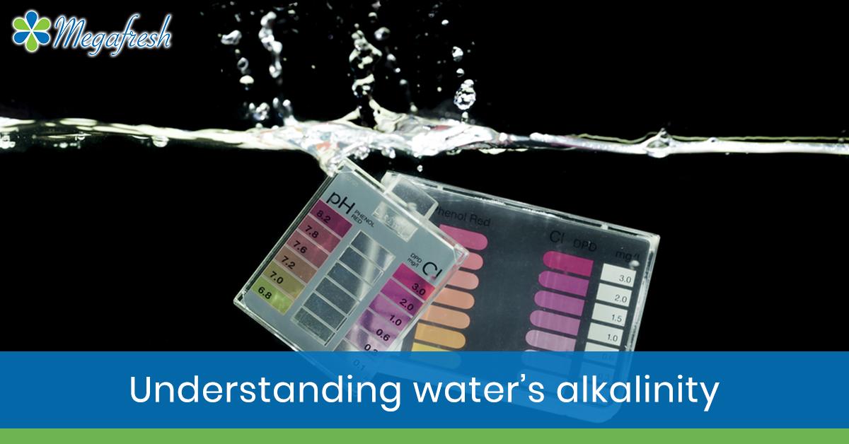 water alkalinity