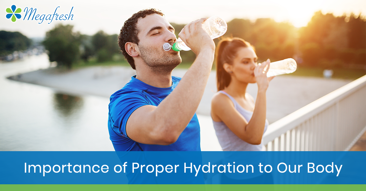 importance of proper hydration
